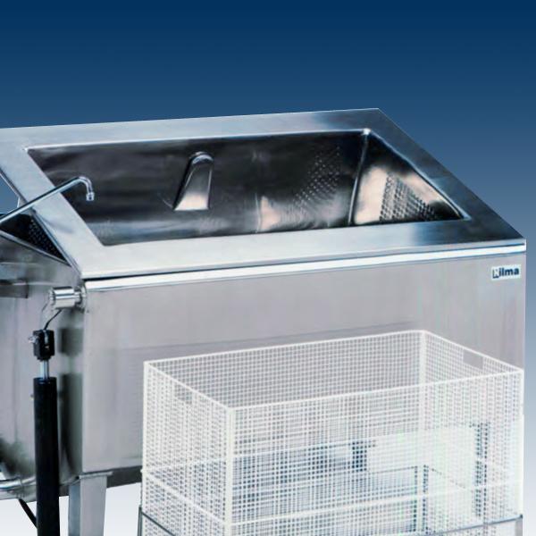 ATIR- Универсальные моечные машины для овощей