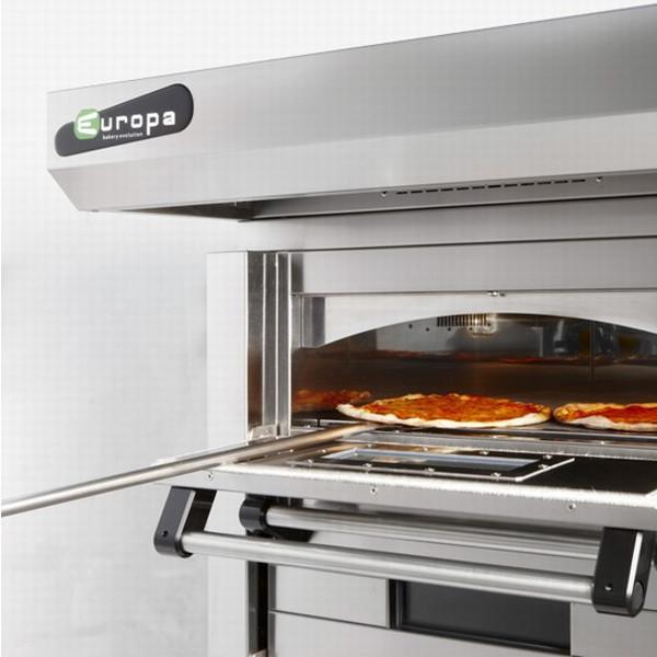 Электрические модульные печи для пиццерии EDISON PZ