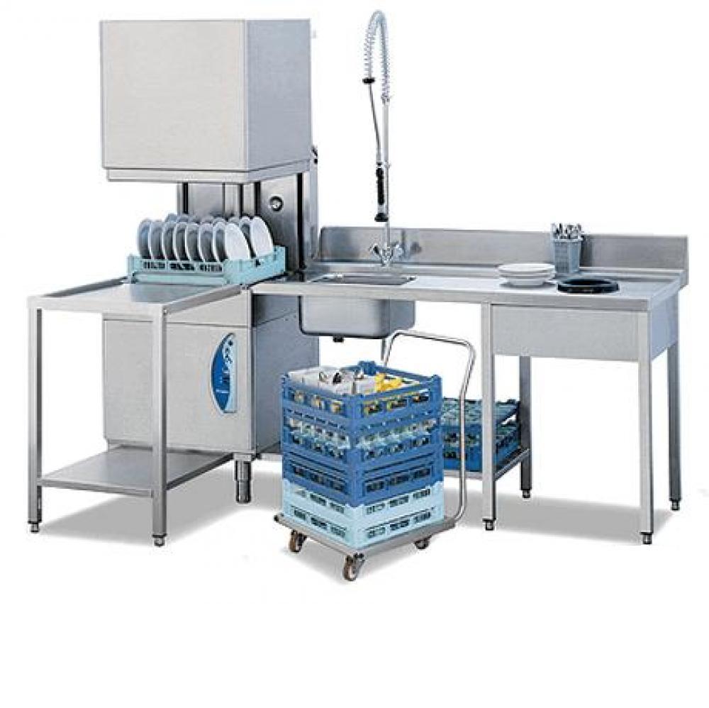 Посудомоечная машина, 60-40-30 корзин/ч