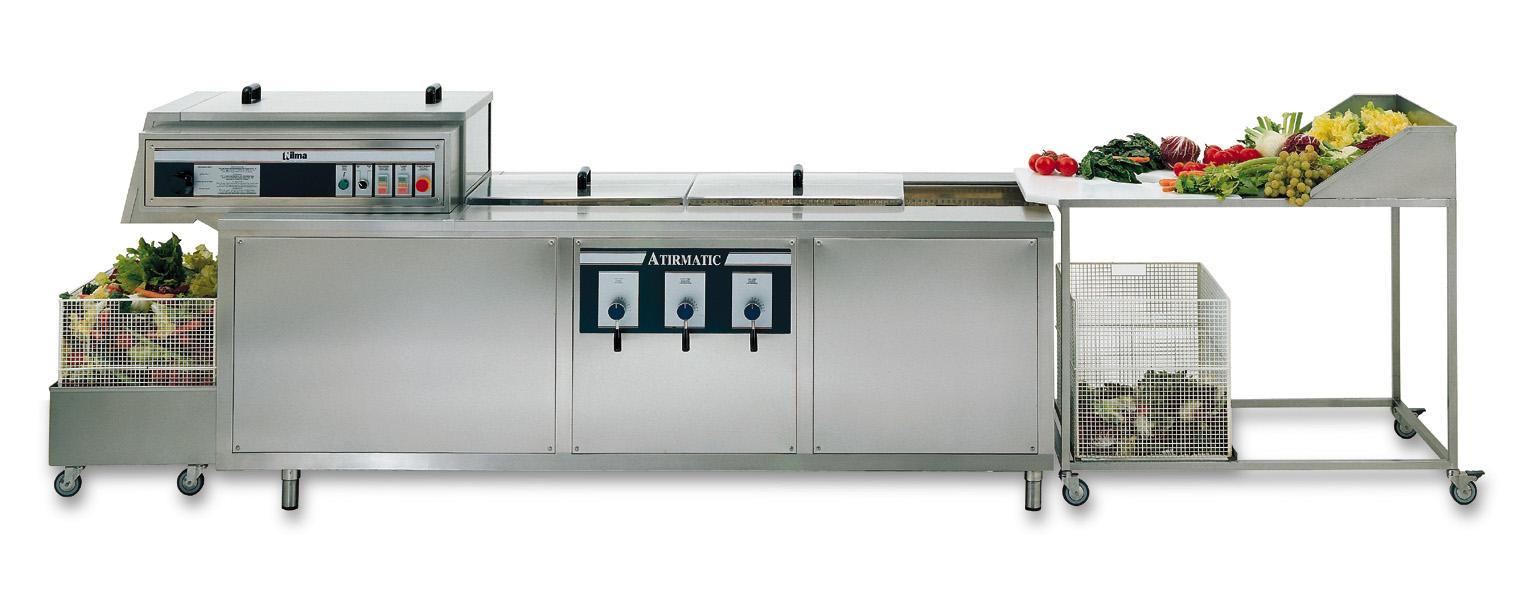 ATIRMATIC- Непрерывные моечные машины для овощей