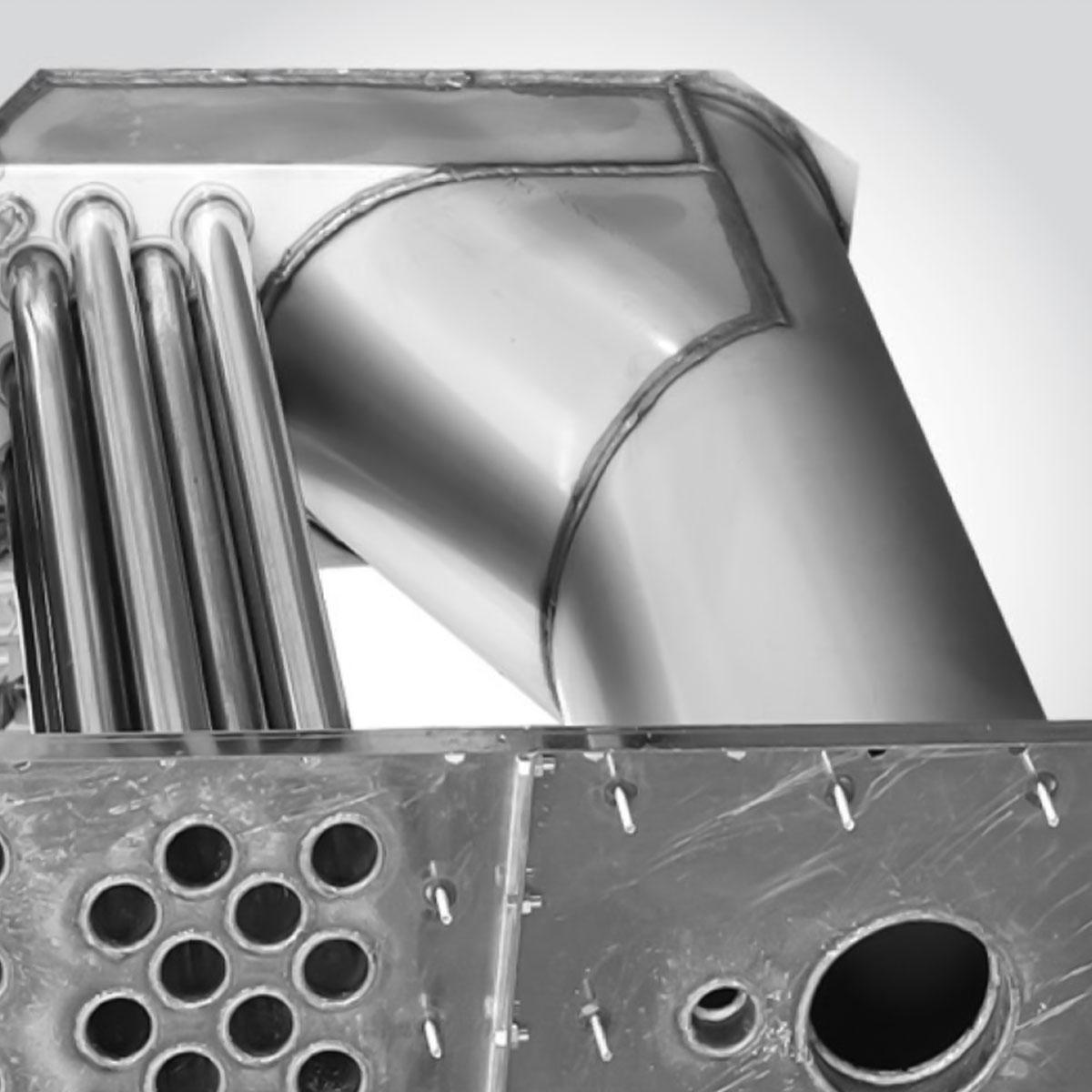 Ротационная печь с вращающейся тележкой Roller